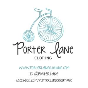 Porter Lane Clothing: www.porterlaneclothing.com